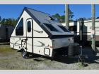 Used 2016 Forest River Flagstaff Classic T12RB Folding Camping Trailer RV For Sale (1)