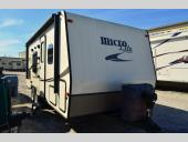Used 2015 Forest River Flagstaff Micro Lite 23LB Travel Trailer RV For Sale (1)