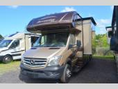 New 2018 Mercedes Benz Diesel Forest River Sunseeker MBS 2400R Class C Motor Home For Sale 0108