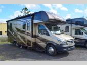 New 2018 Mercedes Benz Diesel Forest River Sunseeker MBS 2400R Class C Motor Home For Sale 0109