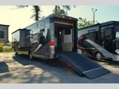 New 2019 Newmar Canyon Star Toy Hauler Class A Diesel Pusher Motor Home RV For Sale (1)