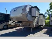 New 2018 Forest River Flagstaff Classic Super Lite 8528IKWS Fifth Wheel RV For Sale (1)