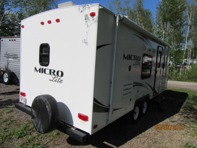 Used 2014 Forest River Rv Flagstaff Micro Lite 23lb Travel
