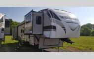 New 2021 Coachmen RV Chaparral 370FL Photo