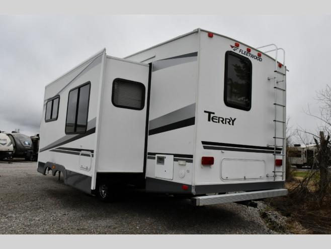 Used 2006 Fleetwood RV Terry Fleetwood Travel Trailer at Eastview RV
