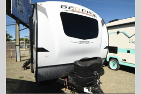 New 2019 Forest River RV Rockwood Geo Pro 19QB Photo