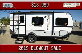 New 2019 Forest River RV Rockwood Geo 19QBG Photo