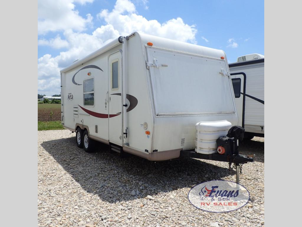 Used 2007 Forest River Rv Rockwood Roo 23ss Expandable At