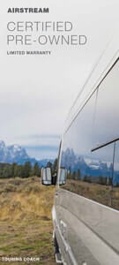 Airstream Certified Pre-Owned (Touring Coach)