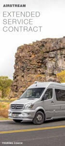 Airstream Extended Service Contract (Touring Coach)