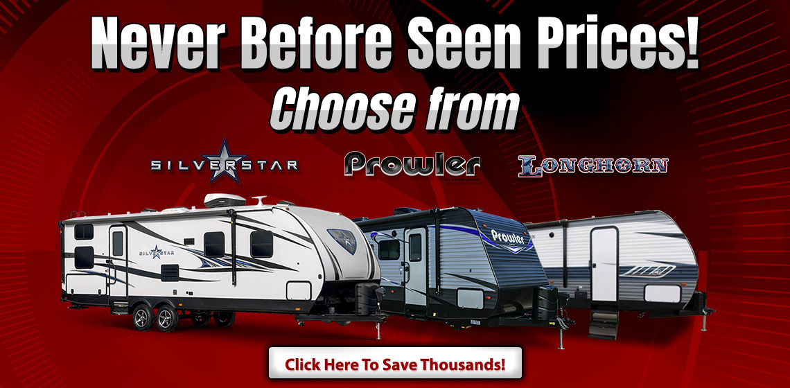 Travel Trailer Sale