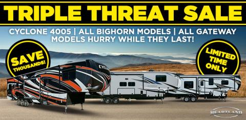RV Dealer in Texas | ExploreUSA Travel Trailers, RVs & More