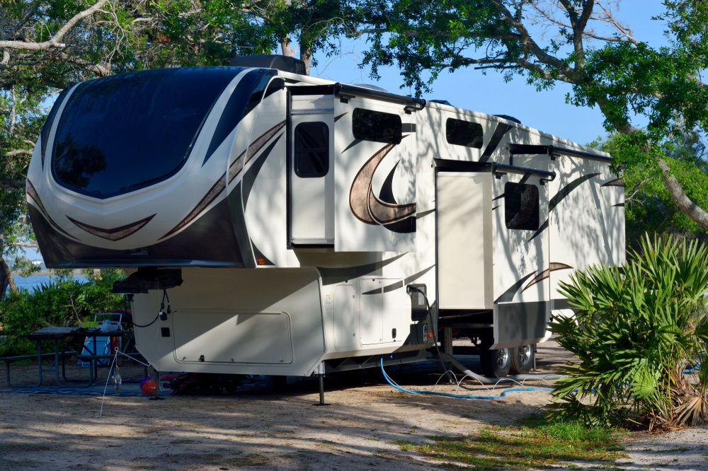 RV Dealer Near Me Fort Worth, Texas