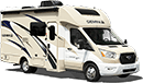 4WD/AWD Motor Homes