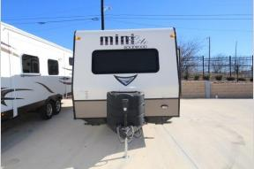 Used 2017 Forest River RV Rockwood Mini Lite 2109S Photo