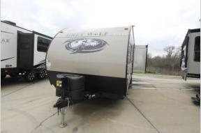 Used 2018 Forest River RV Cherokee Grey Wolf 23MK Photo