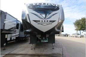 Used 2017 Heartland Cyclone 4005 Photo