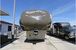 Used 2015 Grand Design Solitude 366DEN Photo