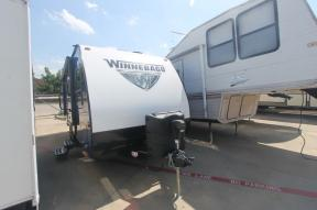 Used 2018 Winnebago Industries Towables Micro Minnie 2106FBS Photo