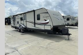 Used 2017 Keystone RV Passport 3350BH Grand Touring Photo