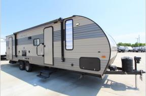 Used 2018 Forest River RV Cherokee Grey Wolf 26DBH Photo