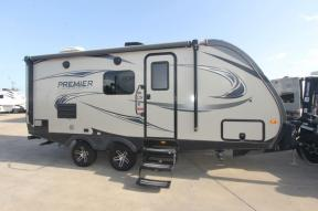 Used 2018 Keystone RV Premier Ultra Lite 19FBPR Photo