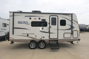 Used 2017 Forest River RV Flagstaff Micro Lite 21DS Photo