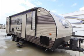 Used 2017 Forest River RV Cherokee Grey Wolf 23DBH Photo