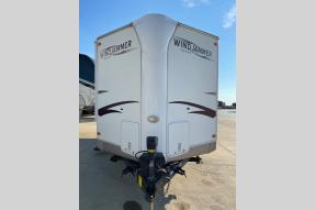 Used 2011 Forest River RV Rockwood Wind Jammer 2102W Photo