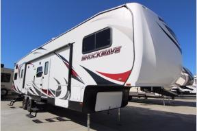 Used 2016 Forest River RV Shockwave F35RGDX Photo