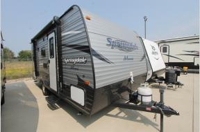 Used 2017 Keystone RV Summerland Mini 1750RD Photo