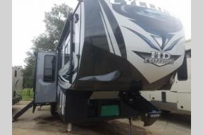 Used 2018 Heartland Cyclone 3600 Photo