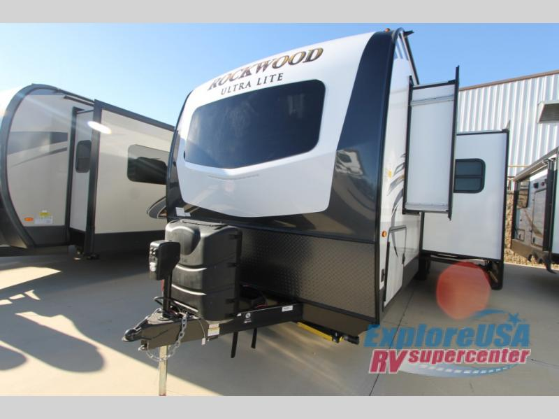 New 2019 Forest River Rv Rockwood Ultra Lite 2706ws Travel