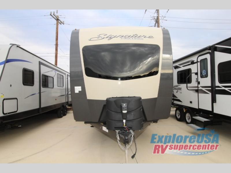 2019 Forest River 8327ss