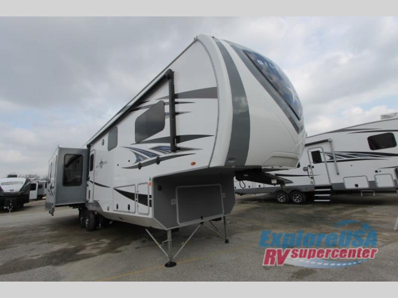 New 2019 Highland Ridge Rv Silverstar Sf384rls Fifth Wheel