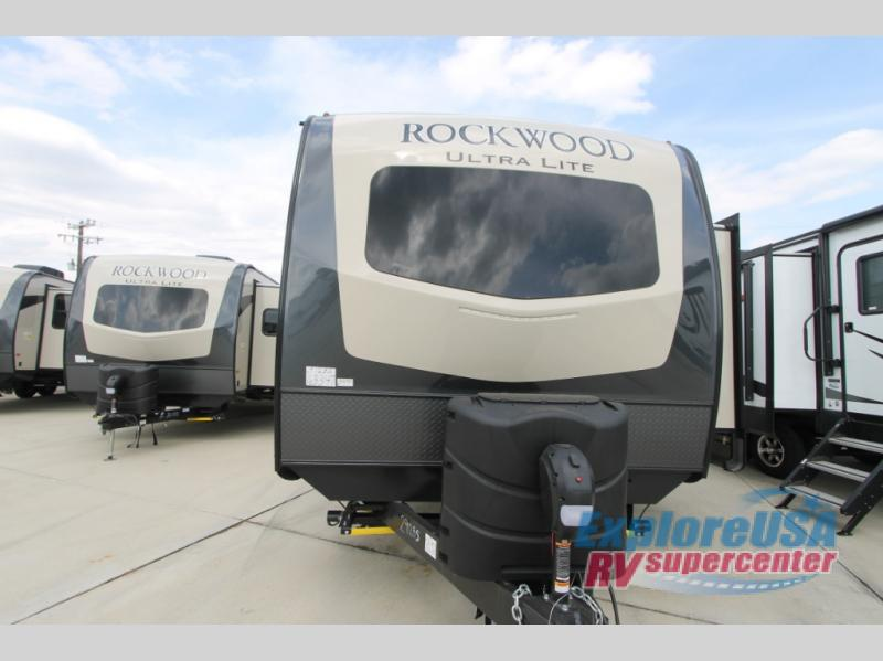 New 2020 Forest River RV Rockwood Signature Ultra Lite