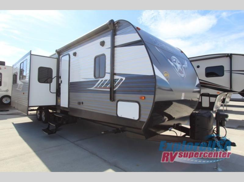 Bunkhouse Travel Trailers For Sale In Texas