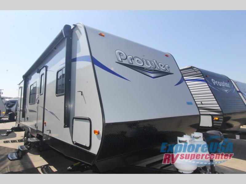 New 2019 Heartland Prowler Lynx 29 Lx Travel Trailer At
