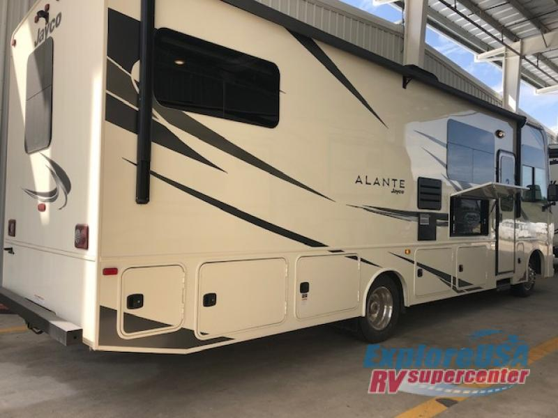 New 2020 Jayco Alante 29f Motor Home Class A At Exploreusa