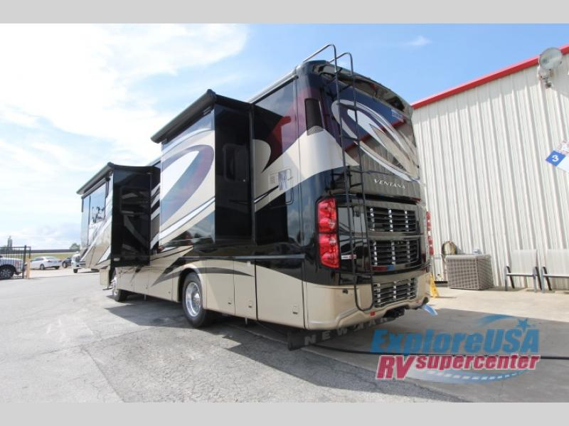 Used 2017 Newmar Ventana 3412 Motor Home Class A - Diesel at