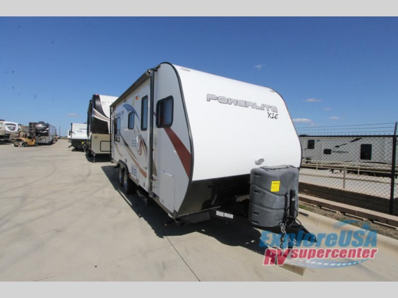 2015 Pacific 18xle