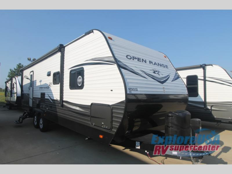 New 2019 Highland Ridge Rv Open Range Conventional Ot282bh