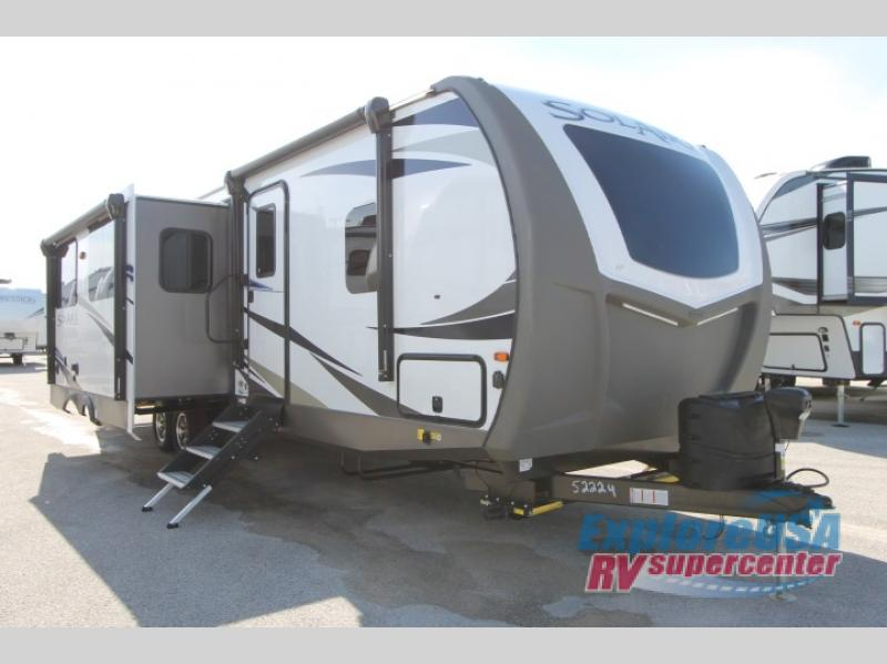 New 2019 Palomino Solaire Ultra Lite 314tsbh Travel