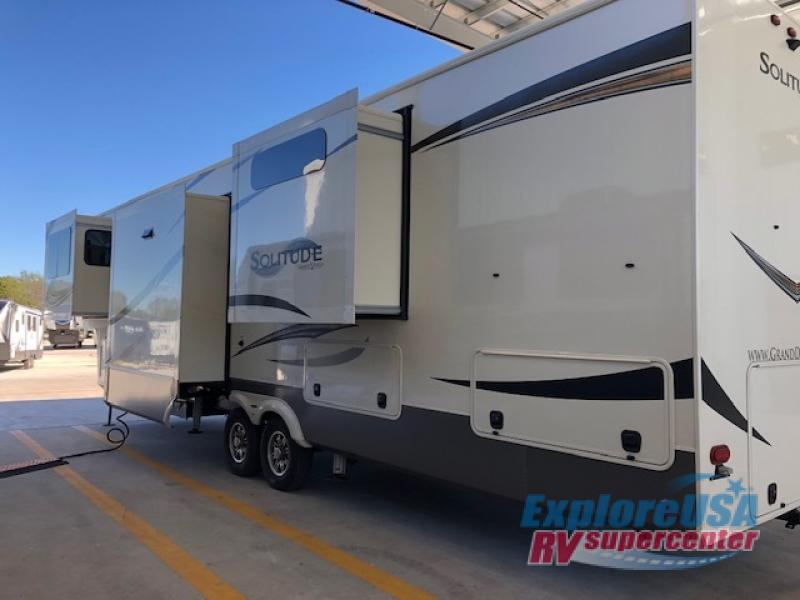New 2019 Grand Design Solitude 380fl R Fifth Wheel At