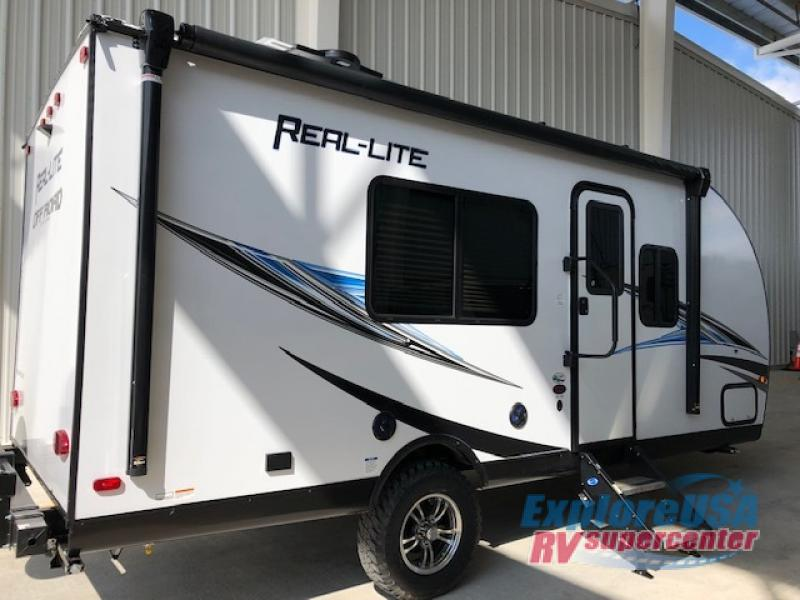 New 2019 Palomino Real Lite Mini Rl 180 Travel Trailer At
