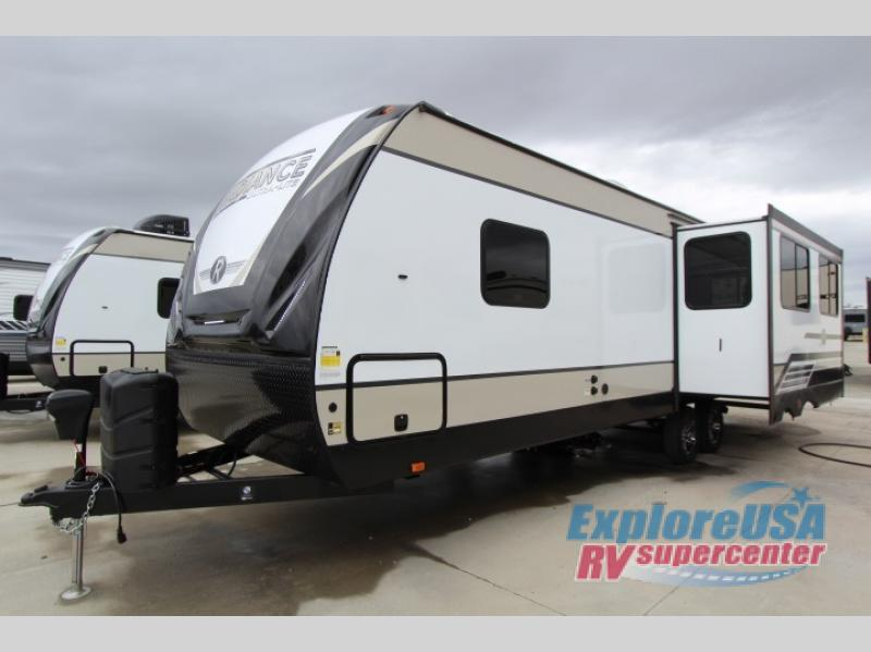 New 2019 Cruiser Radiance Ultra Lite 26re Travel Trailer