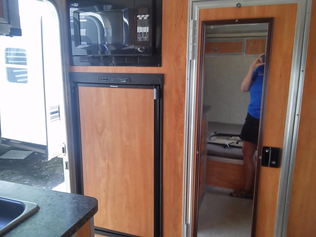 Used 2013 Livin Lite Camplite Cl13qbb Travel Trailer At