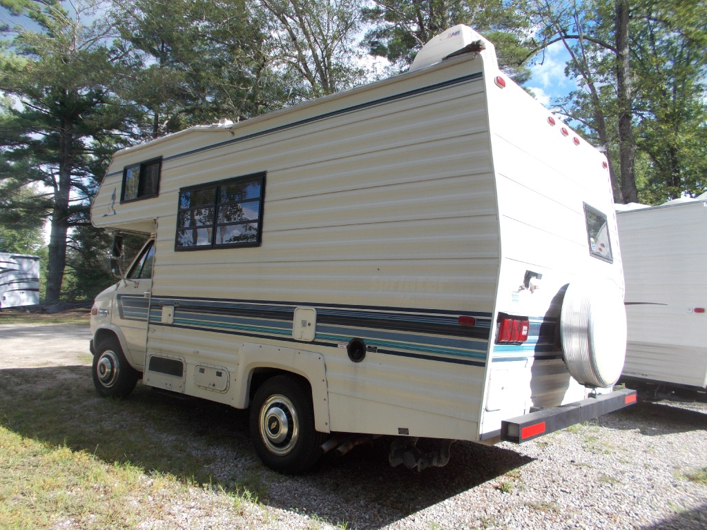 Used 1989 Mallard Sprinter 22RK Motor Home Class C at Flagg RV