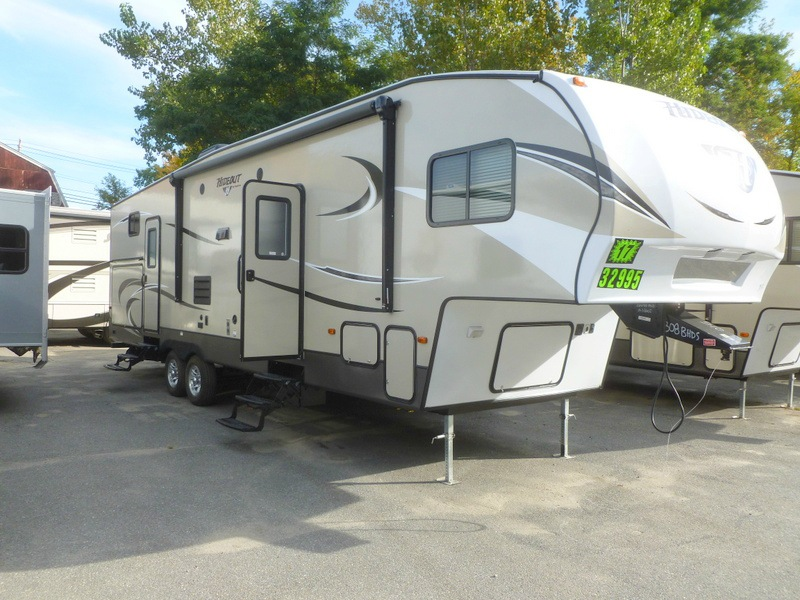 Brilliant New 2017 Keystone RV Hideout 308BHDS Fifth Wheel At Flagg