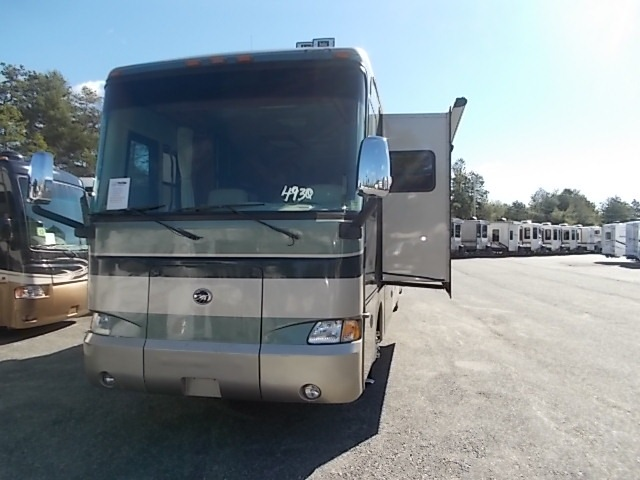 Used 2007 Monaco Knight 40skt Motor Home Class A
